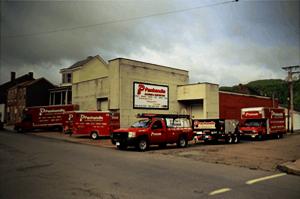 Panhandle Facilities